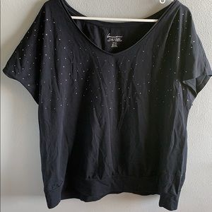 Lane Bryant Cotton Stretch T-shirt